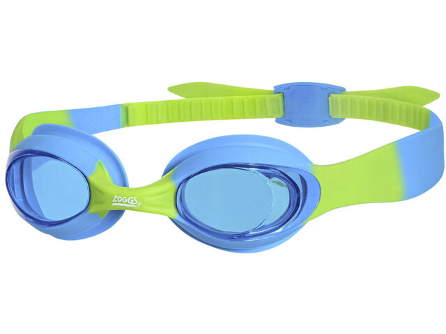 Zoggs Little Twist Masque Enfant, blue/green/tint